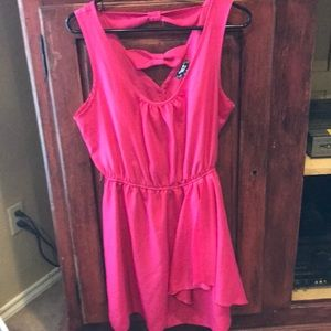 Dresses & Skirts - Pink size Large cute dress